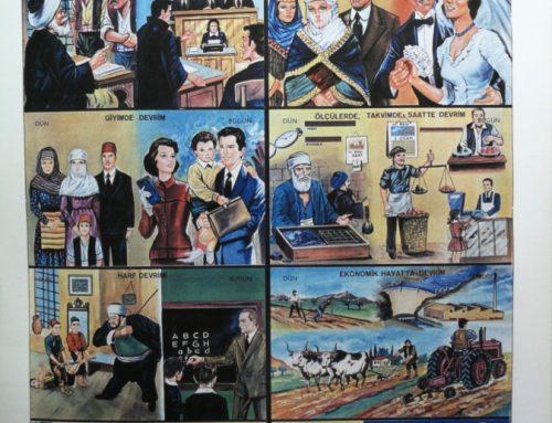Schoolplaat: Atatürk Devrimleri