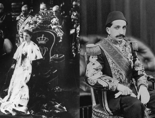 Vrijdagspreek uit naam van sultan Wilhelmina!?