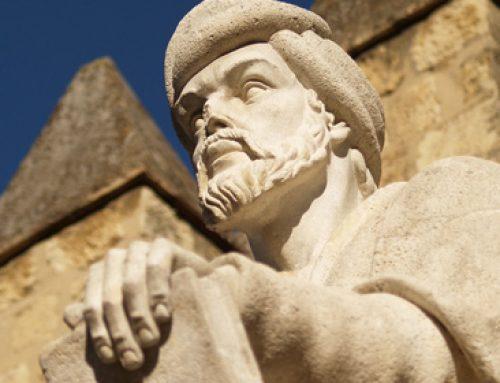 De jonge Ibn Rushd ontmoet Ibn Tufayl